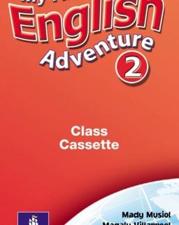 My First English Adventure 2 Class Cassette