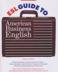 Barron's ESL Guide to American Business English