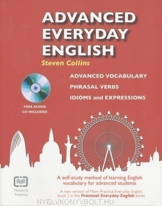 Advanced Everyday English with Audio CD