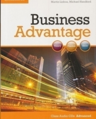 Business Advantage Advanced Class Audio CDs