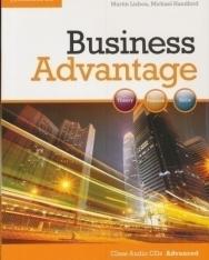 Business Advantage Advanced Class Audio CDs