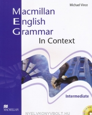 Macmillan English Grammar in Context Intermediate without Key and CD-ROM
