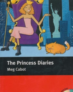 The Princess Diaries 1 with Audio CD - Macmillan Readers Level 3