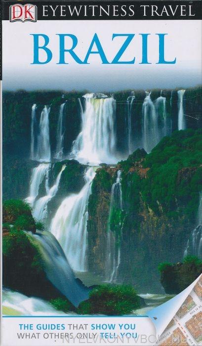 DK Eyewitness Travel Guide - Brazil