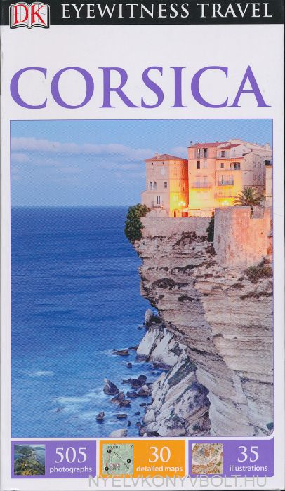 DK Eyewitness Travel Guide - Corsica