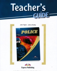 Career Paths - Police Teacher's Guide