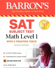 SAT Subject Test Math Level 1: with 5 Online Practice Tests