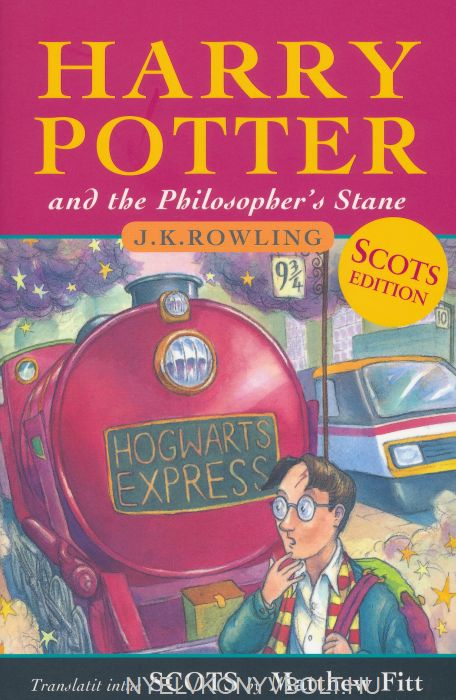 J.K. Rowling and Matthew Fitt: Harry Potter and the Philosopher's Stane