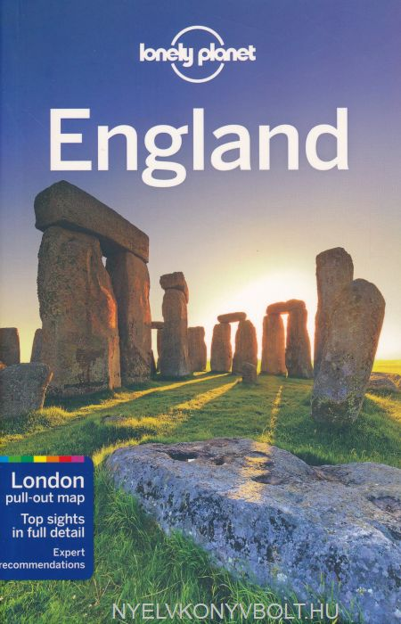 Lonely Planet - England Travel Guide (10th Edition)