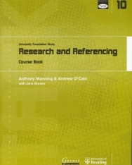 TASK: University Foundation Study Module 10: Research and Referencing Course Book