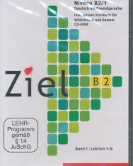 Ziel B2/1 Interaktives Kursbuch für Whiteboard und Beamer – CD-ROM