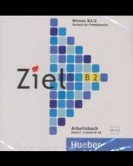 Ziel B2 Arbeitsbuch CD Band 2 Lektion 9-16
