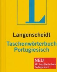 Langenscheidt Taschenwörterbuch Portugiesisch - NEU - Mit brasilianischen Portugiesisch - Portugiesisch-Deutsch/Deutsch-Portugiesisch