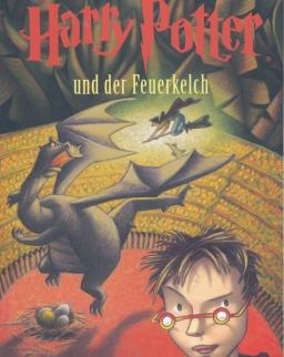J. K. Rowling: Harry Potter und der Feuerkelch (Harry Potter és a Tűz Serlege német nyelven)