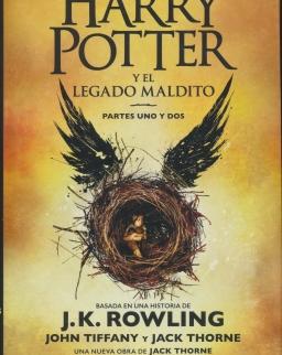 J.K.Rowling: Harry Potter y el Legado Maldito (Harry Potter és az elátkozott gyermek)