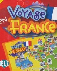 Voyage en France - Le Francais en s'amusant (Társasjáték)