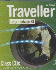 Traveller Intermediate B1 Class Audio CD