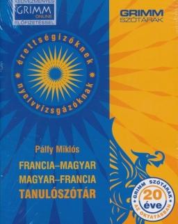 Francia–magyar | magyar–francia tanulószótár érettségizőknek és nyelvvizsgázóknak - opcionális letölthető szótárral (4. kiadás) (MX-1310)