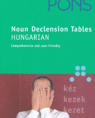 PONS Noun Declension Tables - Hungarian - Comprehensive and user-friendly