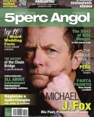 5 Perc Angol Magazin 2021 Május