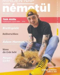 Minden Nap Németül magazin 2021. május