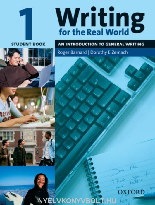 Writing for the Real World Level 1 Student Book