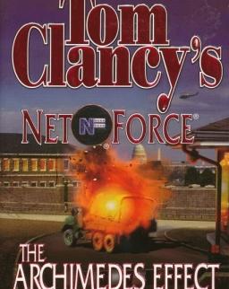 Tom Clancy: The Archimedes Effect - NetForce Universe Volume 10
