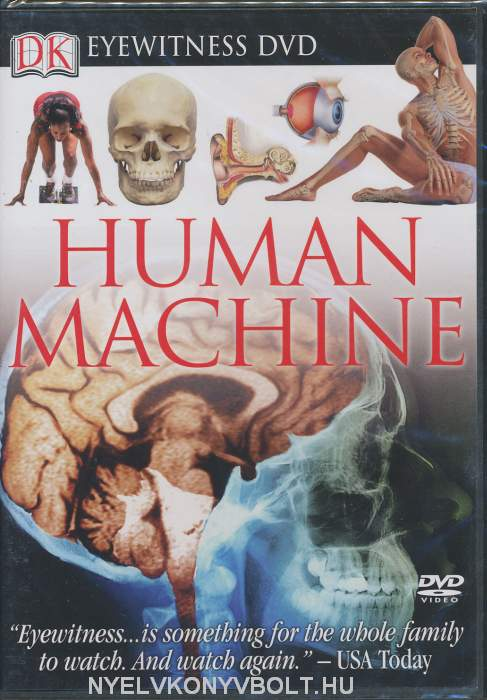 Eyewitness DVD - Human Machine