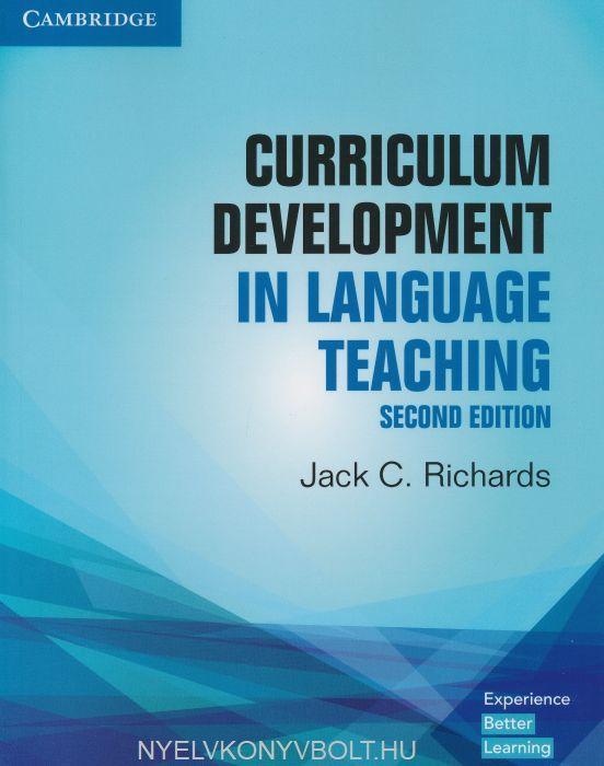 Curriculum Development in Language Teaching Second Edition