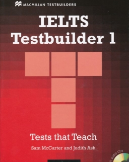 IELTS Testbuilder 1 with Key and Audio CDs (2)