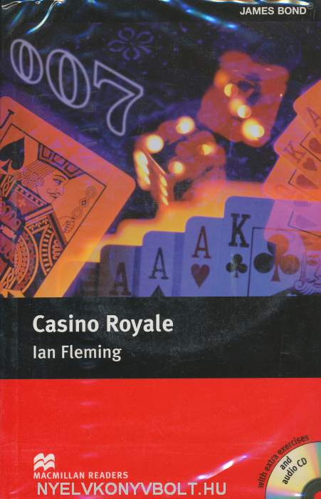 Casino Royale - James Bond with Audio CDs (2) - Macmillan Readers Level 4