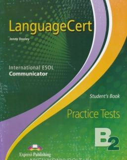 LanguageCert Practice Tests B2 Communicator Student's Book with DigiBook