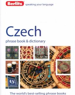 Berlitz Czech Phrase Book & Dictionary