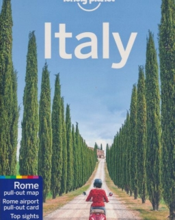 Lonely Planet - Italy Travel Guide (14th Edition)
