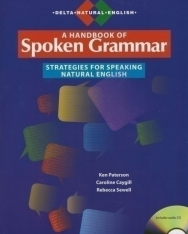 A handbook of Spoken Grammar Includes Audio CD
