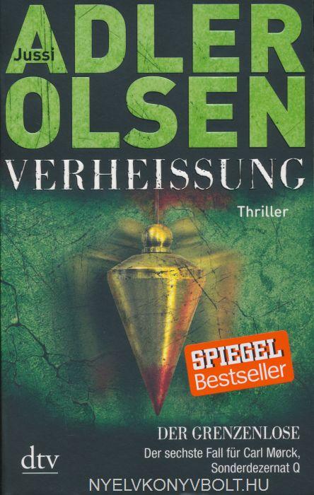Jussi Adler-Olsen: Verheissung - Der Grenzenlose