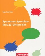 Spontanes Sprechen im DaZ-Unterricht