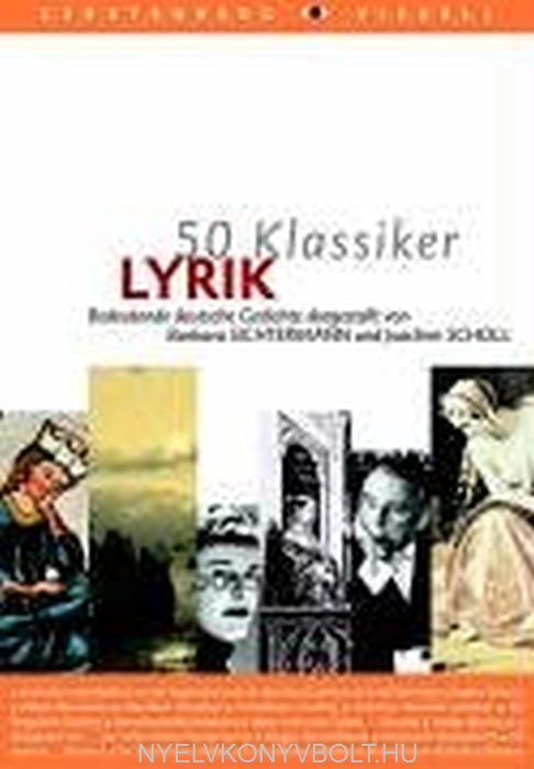 Barbara Sichtermann: 50 Klassiker Lyrik