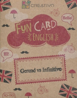 Fun Card English: Gerund vs Infinitive