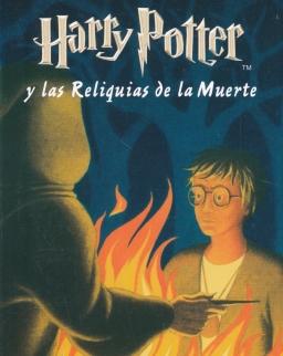 J. K. Rowling: Harry Potter y las Reliquias de la Muerte (Harry Potter és a Halál ereklyéi spanyol nyelven)