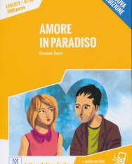 Amore in Paradiso +Audio On Line - Letture Italiano Facile Livello 2 A1/A2 1000 Parole - Nuova edizione