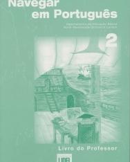 Navegar em Portugues 2 - Livro do Professor