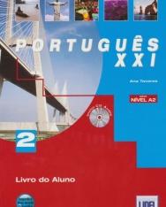 Portugués XXI 2  Livro do Aluno Inclui CD Áudio - segundo o Novo Acordo Ortográfico