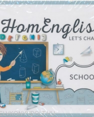 HomEnglish - Let's Chat About.... School