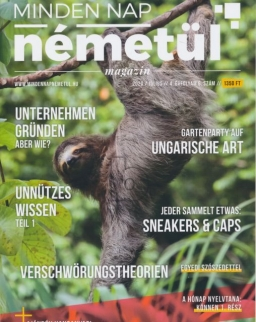 Minden Nap Németül magazin 2020. július