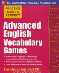 Advanced English Vocabulary Games - Practice Makes Perfect