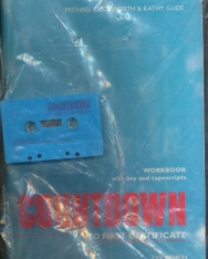 Countdown to First Certificate Workbook with Key and Cassette