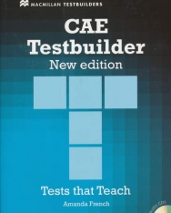 CAE Testbuilder - New Edition with Key and Audio CDs (2)
