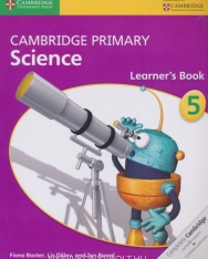 Cambridge Primary Science Stage 5 Learner's Book