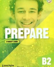 Prepare Level 7 Student's Book - Second Edition